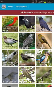 Australian Birds Sounds Free APK screenshot 1