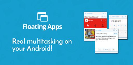 Floating Apps Free (multitasking) pc screenshot