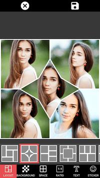 Collage Photo Maker Pic Grid APK screenshot 1
