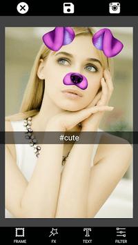 Selfie Camera Editor: Take Selfies & Edit Photos APK screenshot 1