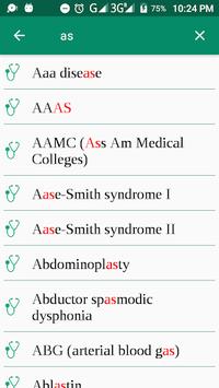 Medical Terminology A-Z - Offline (Free) APK screenshot 1