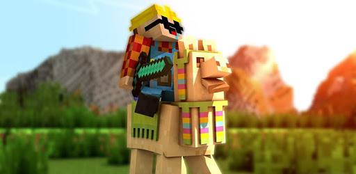 Builder for Minecraft PE pc screenshot
