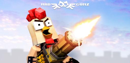 Mad GunZ - Battle Royale, online, shooting games pc screenshot