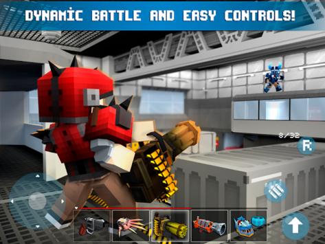 Mad GunZ - Battle Royale, online, shooting games APK screenshot 1