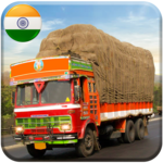 Indian Truck Driving Games 2018 Cargo Truck Driver icon