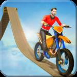 Bike Stunt Games 2018 Impossible Tracks icon