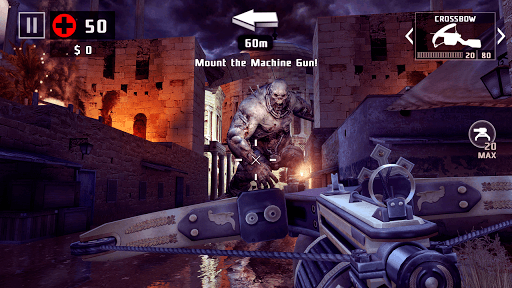 DEAD TRIGGER 2 - Zombie Survival Shooter FPS APK screenshot 1