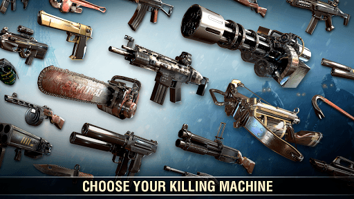 DEAD TRIGGER 2 - Zombie Survival Shooter FPS APK screenshot 1