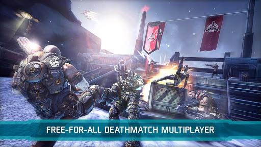 SHADOWGUN: DEADZONE APK screenshot 1
