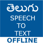 Telugu Speech To Text Converter icon