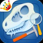 Archaeologist - Dinosaur Games icon