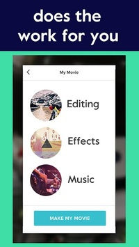 Magisto Video Editor & Maker APK screenshot 1