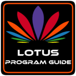 Lotus Program Guide icon