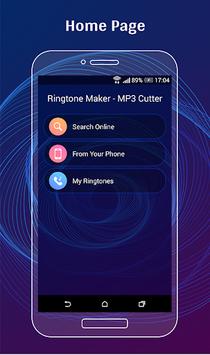 Ringtone Maker For MP3 Cutter APK screenshot 1