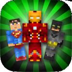 Superhero Skins for MCPE icon