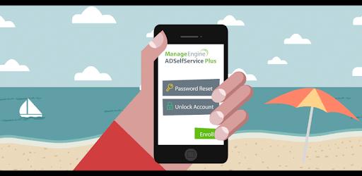ADSelfService Plus pc screenshot