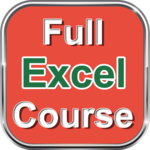 Full Excel Course | Offline Excel Tutorial icon
