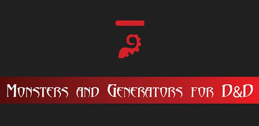 Monsters & Generators for D&D pc screenshot