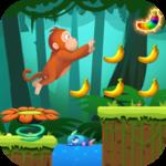 Jungle Monkey Run for pc icon