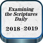 Examinig the Scriptures Daily 2018 icon