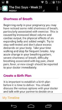 Sprout Pregnancy APK screenshot 1