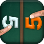 Math Duel: 2 Player Math Game icon