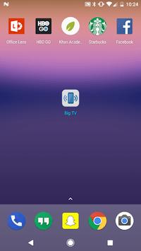 Miracast Screen Sharing/Mirroring Shortcut APK screenshot 1