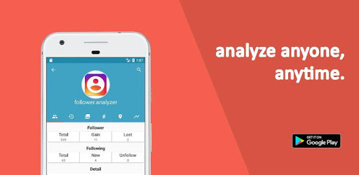 Free Follower Analyzer (Instagram) PC Download for Windows