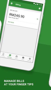 MyMaxis App APK screenshot 1
