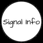 Signal Info icon