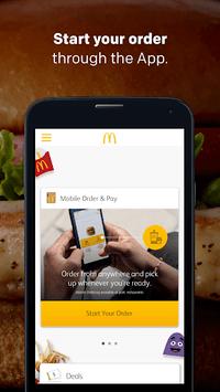 McDonald's APK screenshot 1