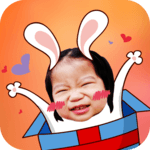 StickerBooth APK icon