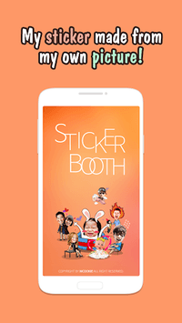 StickerBooth APK screenshot 1
