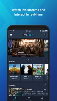 Mixer – Interactive Streaming APK screenshot 1