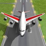 Pilot Plane Landing Simulator - Airplane games icon