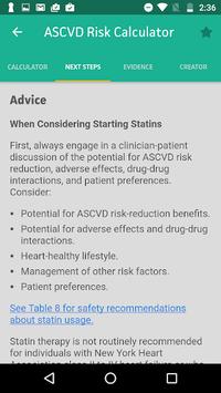 MDCalc Medical Calculator APK screenshot 1
