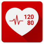 Cardio Journal — Blood Pressure Log icon