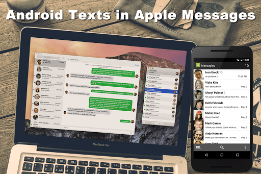 SMS for iMessage App (iChat) APK Download For Free