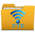 WiFi FTP Server icon