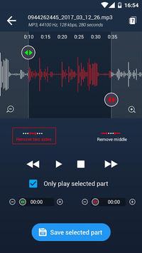 Music player APK screenshot 1