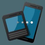 BlackBerry Content Transfer icon