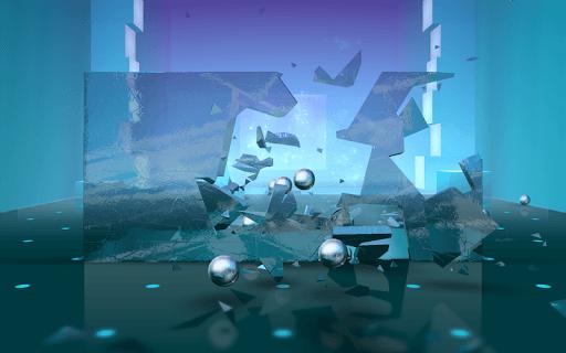Smash Hit APK screenshot 1