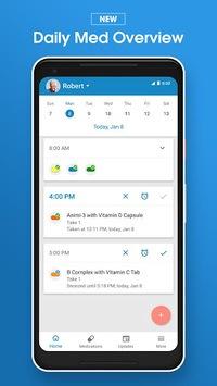 Pill Reminder and Medication Tracker by Medisafe APK screenshot 1
