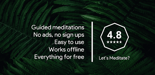 Let's Meditate: Guided Meditation pc screenshot