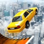 Mega Ramp Car Jumping icon