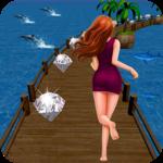 Royal Princess Run - Girl Survival Run icon