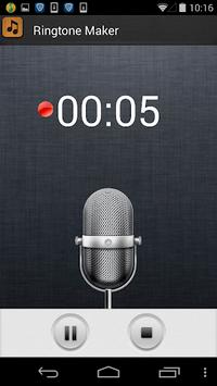 Ringtone Maker - MP3 Cutter APK screenshot 1
