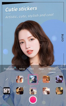 BeautyCam APK screenshot 1