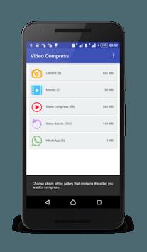 Video Compress APK screenshot 1