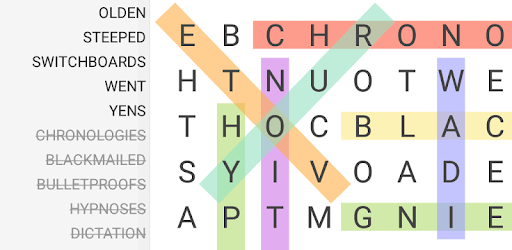 Word Search pc screenshot